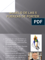 Modelo de Las 5 Fuerzas de Porter