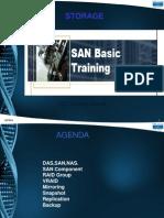 SAN Training CMC