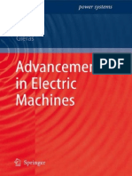 Advanements in Electrical Machines