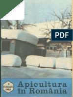 Apicultura in Romania Nr. 2 - Februarie 1985