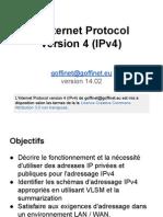 ICND1 0x05 L'Internet Protocol version 4 (IPv4)