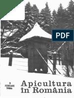 Apicultura in Romania Nr. 2 - Februarie 1986