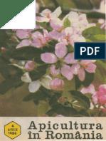 Apicultura in Romania Nr. 4 - Aprilie 1986