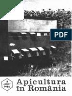 Apicultura in Romania Nr. 8 - August 1986