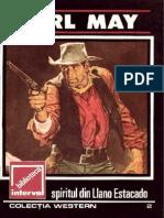 Karl May - Vol. 02 - Spiritul Din Llano Estacado (Colectia Western ) (v 2.0)