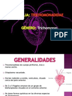 Presentacion. Trichomonas