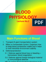 General Physiology Lecture 2