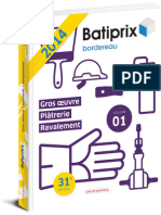 Sommaire Batiprix 2014 - Volume 1