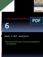 Week 3 DCF Analysis
