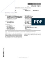 EUROPEAN PATENT APPLICATION OF ENTECAVIR