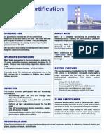API 653 Brochure