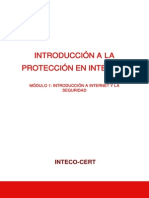 Modulo1 Curso Introduccion Proteccion Internet