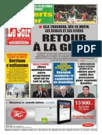 Journal Le Soir d Algerie Du 26.01.2014