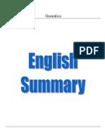 Apostila-Ingles Resumo Gramatica