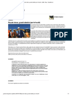 Piccole intese, grandi obiettivi (per le fossili) – 2050 - Blog - Repubblica