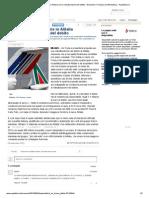 Air France Pronta a Salire in Alitalia Con La Ristrutturazione Del Debito - Economia e Finanza Con Bloomberg - Repubblica