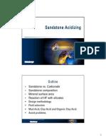 Tab 6 F_ Sandstone Acidizing Chem and Design