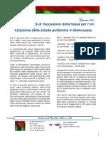CS Tassa Strade Pubbliche 2014-01