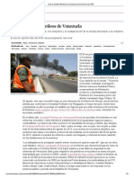 Arde la estatal Petróleos de Venezuela _ Economía _ EL PAÍS