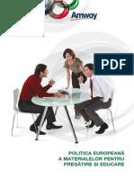 2011 09 TEM Policy Romania