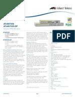 750S 750S-DP Datasheet RevC
