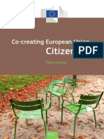 Co-Creating European Citizenship
