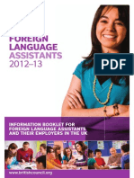 Languageassistants Schools Fla Booklet Unitedkingdom 2012 18