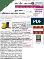 L'OMS approva un piano di utilizzo e integrazione delle medicine non convenzionali e tradizionali per il prossimo decennio - Il Cambiamento 21.01.14.pdf