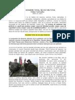 Ley de Desarme Total   Felipe Torrealba