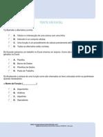 Teste Básico de Excel - Estagiario