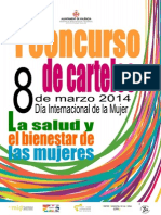 i Concurso de Carteles 2013 Definitivo Castellano