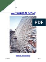 ArmaCAD V7 (Manuel d'utilisation)