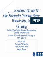 3 Presentation on LineAdaptiveDeicing