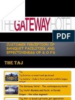 The Gateway Hotel PPT