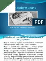 Curs 10 Hans Robert Jauss