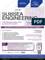 FLR2263 Subsea Engineering FLR2263HA101