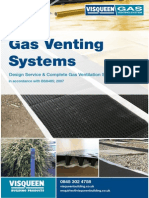 Visqueen Gas Venting Systems