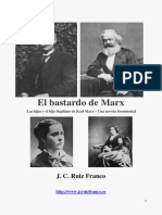 El Bastardo de Karl Marx (J. C. Ruiz Franco) - Version Definitiva