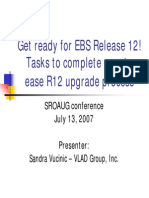 Ebs Release 12 Upgrade