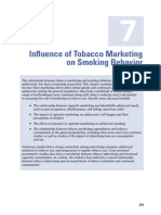 Influence of Tobacco Marketing