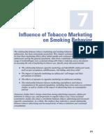 Influence of Tobacco Marketing on Smoking Behavior