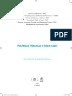 Politicas Publicas e Sociedade 2010 8 Periodo