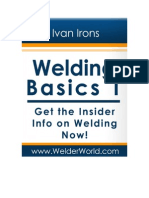 Welding Basics 1