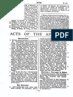 Ferrar Fenton Translation - Book of Acts
