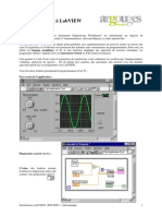 Initiation a LabVIEW GOP