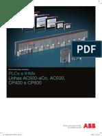 Catalogo PLCs e IHMs