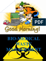 Bio Medical Waste Management