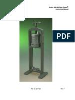 Series 300 API Filter Press