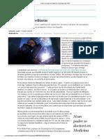 Clases sociales hereditarias _ Sociedad _ EL PAÍS