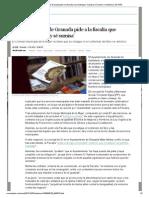 El Ayuntamiento de Granada pide a la fiscalía que investigue 'Cásate y sé sumisa' _ Andalucía _ EL PAÍS